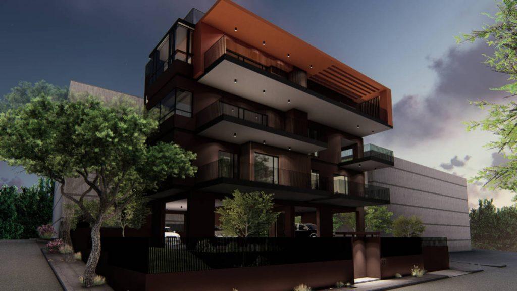 1st floor apartment Vrilissia