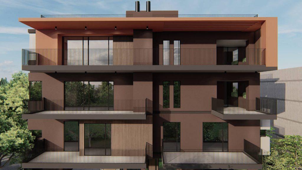 2nd Floor Apartment Vrilissia