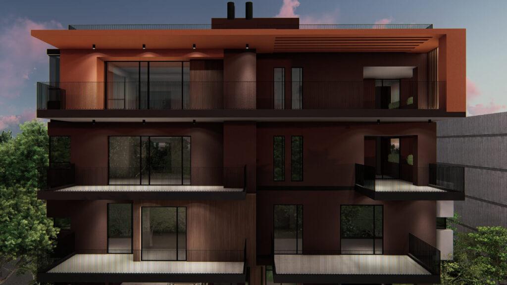 διαμέρισμα 2ου ορόφου Βριλήσσια